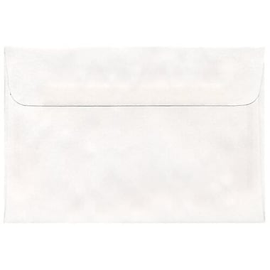 JAM Paper® A8 Invitation Envelopes with Short Flap, 5.5