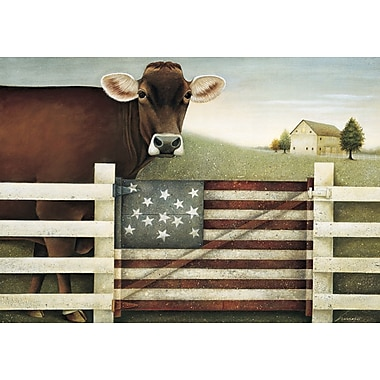 LANG American Cow Petite Note Cards (2080035)