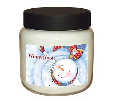 LANG Winterfrost 16 oz Jar Candle (3140004)