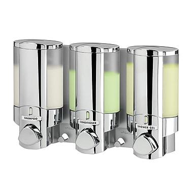 Aviva – Distributeur à savon avec 3 réservoirs