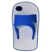 Exian – Étuis en silicone en forme de sandale pour iPhone 4/4s