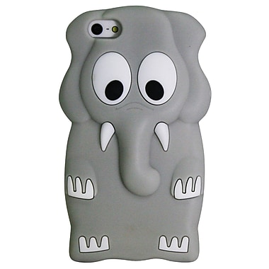 Exian iPhone SE/5/5s Silicon Elephant Case