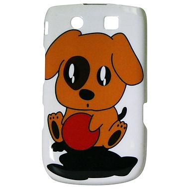 Exian Blackberry Torch 9800 Case, Puppy