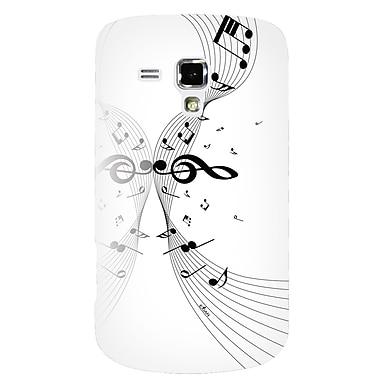 Exian – Étui avec notes de musique pour Galaxy Ace 2X