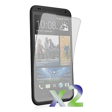 Exian HTC Desire 601 Screen Protectors, 2 Pieces
