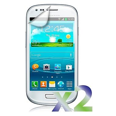 Exian Galaxy S3 Mini Screen Protector, 2 Pieces, Clear