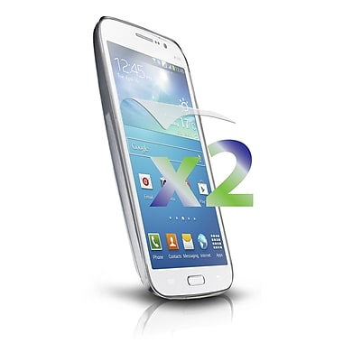 Exian Galaxy S4 Mini Screen Protector, 2 Pieces, Clear