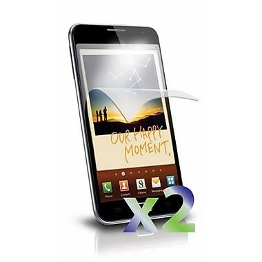 Exian – 2 protecteurs d'écran antireflets pour Galaxy Note