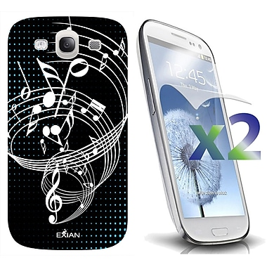 Exian Cases for Galaxy S3, Musical Notes