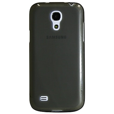Exian Case for Galaxy S4 Mini, Transparent Grey
