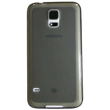 Exian Case for Galaxy S5, Frosted Transparent Grey