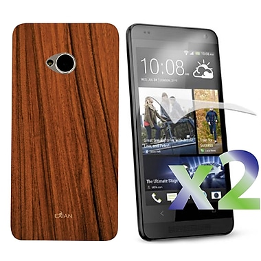 Exian Case for HTC One, Wood