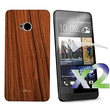 Exian – Étui pour HTC One, Bois