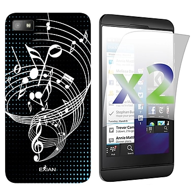 Exian Cases for Blackberry Z10, Musical Notes