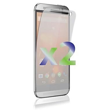 Exian – 2 protecteurs d'écran pour HTC One M8