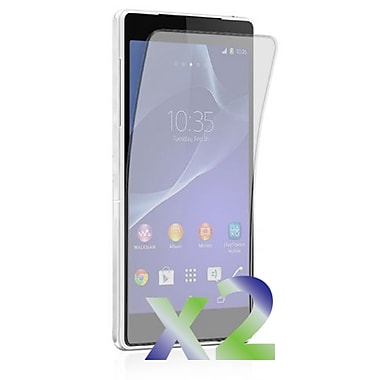 Exian Sony Xperia Z2 Screen Protector, 2 Pieces, Anti Glare