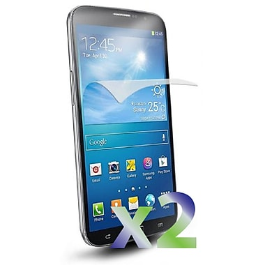 Exian Screen Protector for Galaxy Mega 6.3 Anti Glare 2 Pieces