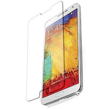 Exian Galaxy Note 3 Tempered Glass Screen Protector, Clear