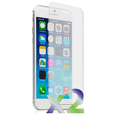 Exian iPhone 6 Plus Screen Protector, 2 Pieces, Clear