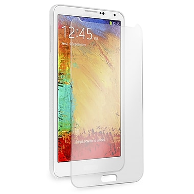Exian Galaxy Note 4 Tempered Glass Screen Protector, Clear
