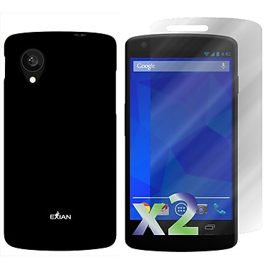 Exian Case for Nexus 5, Solid Black