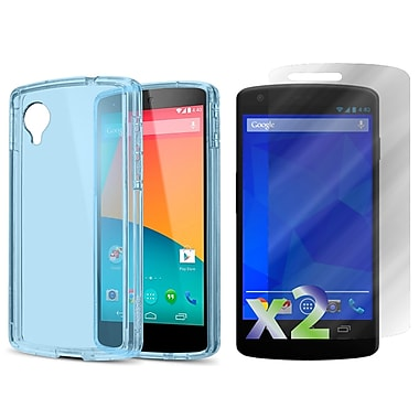 Exian Cases for Nexus 5, Transparent