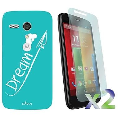Exian Case for Moto G, Dream