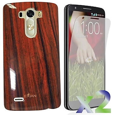 Exian Case for LG G3, Wood