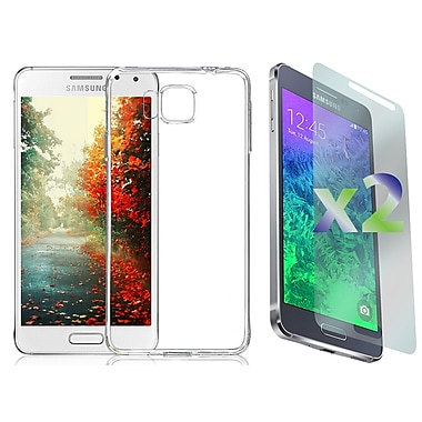 Exian Case for Galaxy Alpha, Transparent Clear