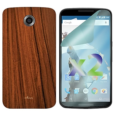 Exian Case for Nexus 6, Brown