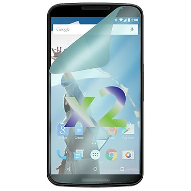 Exian Nexus 6 Screen Protectors, 2 Piece