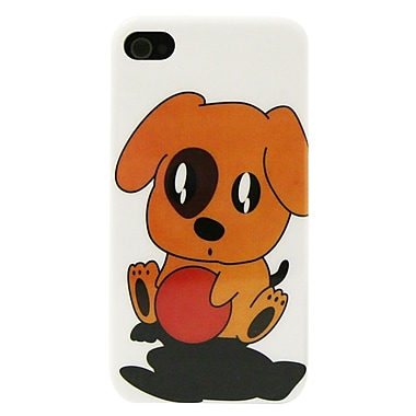 Exian iPhone 4/4s Case, Puppy