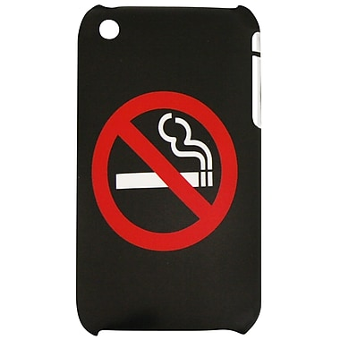 ExianiPhone 3G 3Gs Case, No Smoking Black