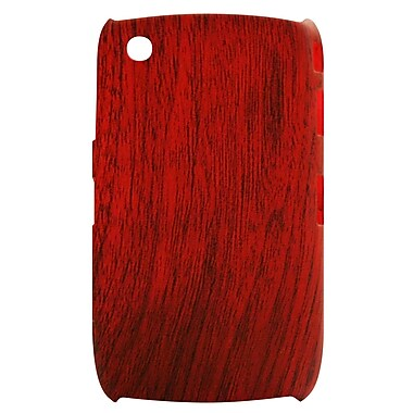 Exian Case for Blackberry Curve 8520, Wood