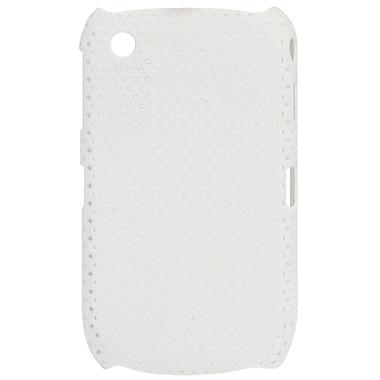 Exian – Étui blanc en forme de filet pour BlackBerry Curve 8520