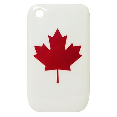 Exian Case for Blackberry Curve 8520, Maple Leaf