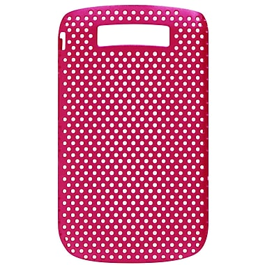 Exian BlackBerry Torch 9800/9810 Case, Net Pink