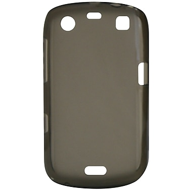 Exian Case for Blackberry Curve 9360, Frosted Transparent FGrey