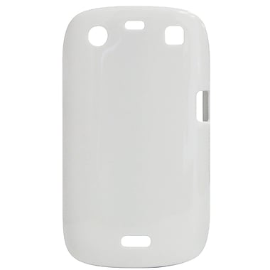 Exian Case for Blackberry Curve 9360, Solid White