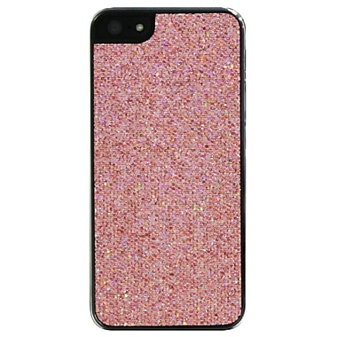 Exian iPhone SE/5/5s Case, Sparkling Pink