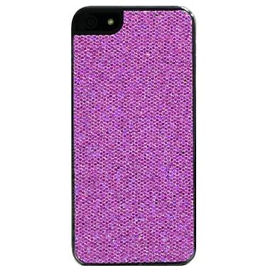 Exian iPhone SE/5/5s Case, Sparkling Purple