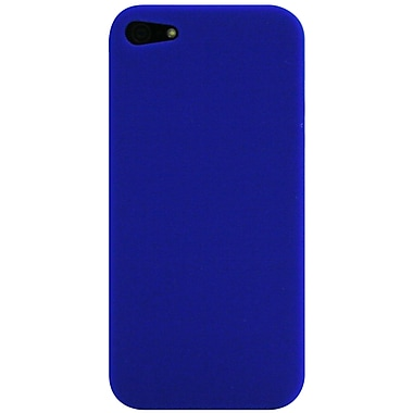 Exian iPhone SE/5/5s Solid Plain Case, Blue