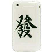 Exian - Étuis pour iPhone 3/3G, symbole chinois pour Fortune