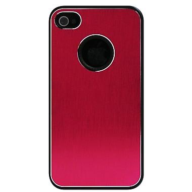 Exian iPhone 4/4s Case, Metallic Pink