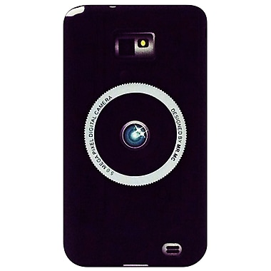 Exian Case for Galaxy S2, Camera Black