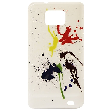 Exian Case for Galaxy S2, Paint Splatter