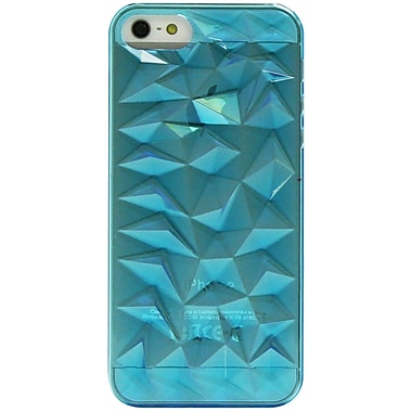 Exian iPhone 5 5s Cases, 3D Diamond Pattern