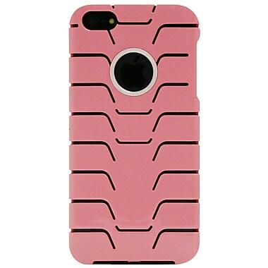 Exian – Étui à motif en écailles pour iPhone 5/5s, rose