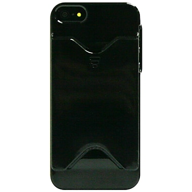 Exian iPhone 5 Cases, Plain with Card Slot