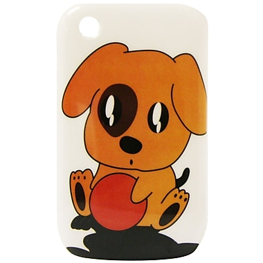 Exian Case for Blackberry Curve 8520, Cartoon Puppy